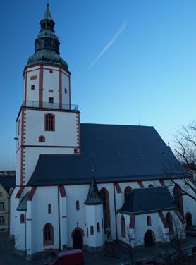 Nicolaikirche Döbeln