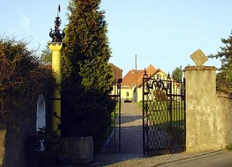 Kloster Sornzig Seitentor