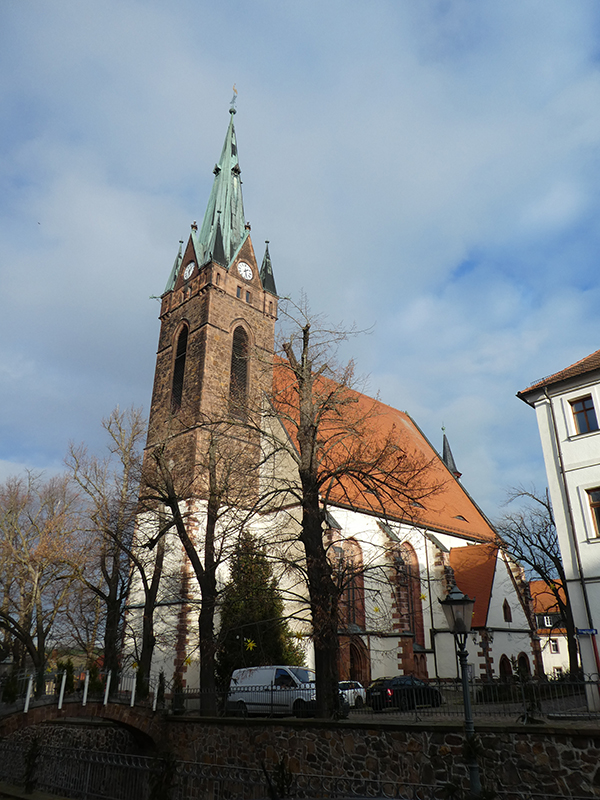 St. Matthäi Kirche Leisnig
