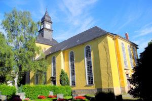 Kirche Pappendorf