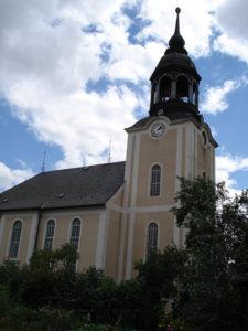 Kirche Seifersbach