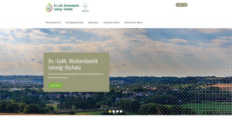Startseite Website