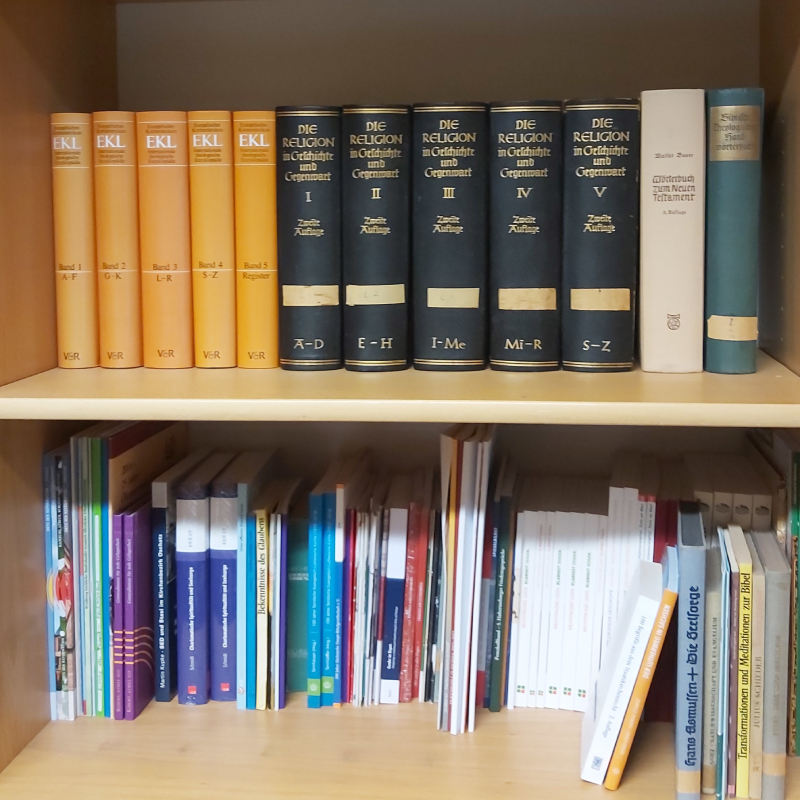 Bibliothek Kirchenbezirk