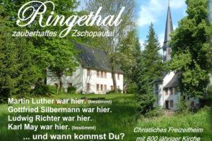 Freizeitheim Ringethal