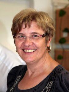 Ephoralsekretärin Ursula Voigt