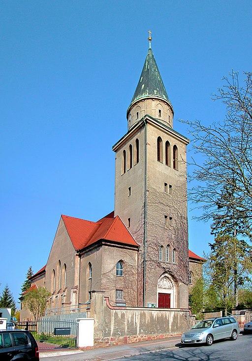 St Johannes Kirche Döbeln