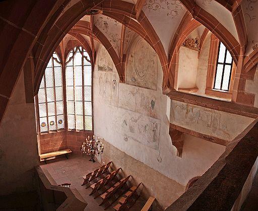 Schloss Rochlitz - Schlosskapelle