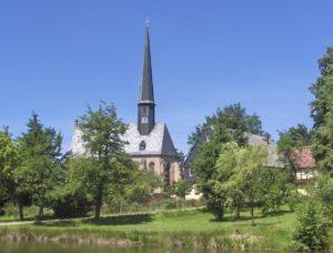 Kirche Erlau