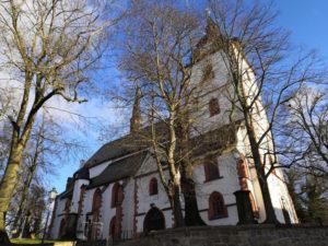 Kirche Mittweida