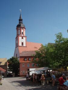 Kirche Mügeln