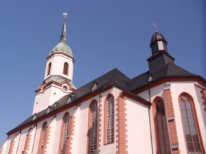 Kirche in Roßwein