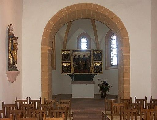 Burg Mildenstein - Burgkapelle