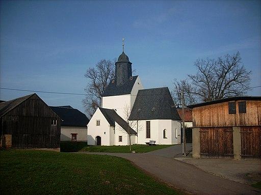 Kapelle in Nauhain