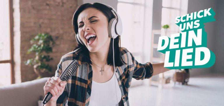 Aktion EKD neues Gesangbuch Schick uns dein Lied
